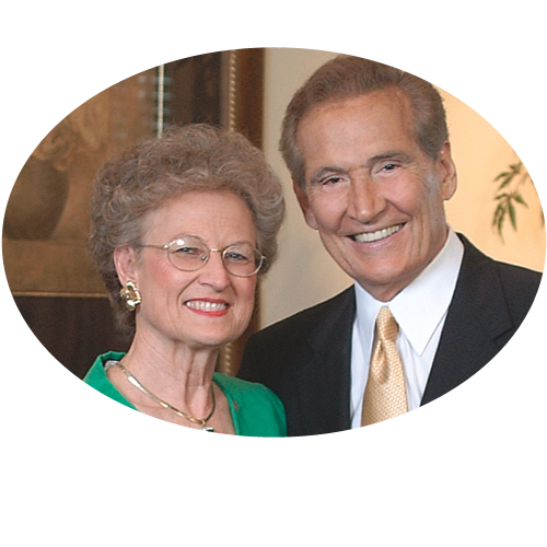 Joyce Rogers—wife of the late Adrian Rogers, pastor, author, founder of Love Worth Finding Ministries