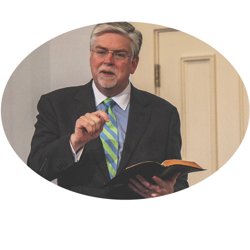 Hershael York—Dean, The Southern Baptist Theological Seminary, Pastor, Buck Run Baptist Church